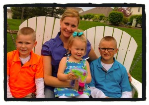 Tricia and Kids