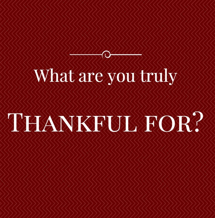thanksgiving essays on what you are thankful for